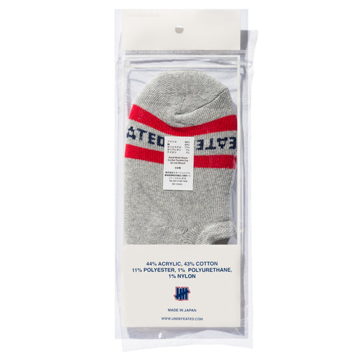 UNDEFEATED LOGO SOCK - PED Image 10