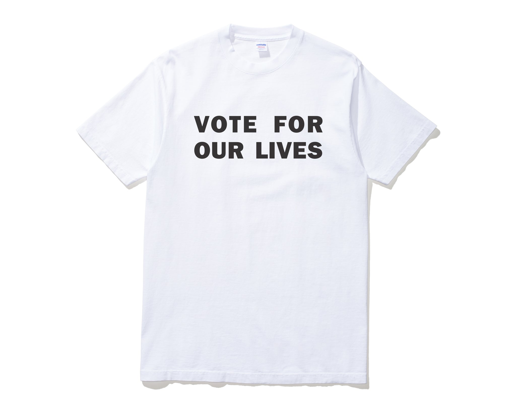 UNION X UNDEFEATED X FOR FREEDOMS X MFOL - VOTE FOR YOUR LIFE