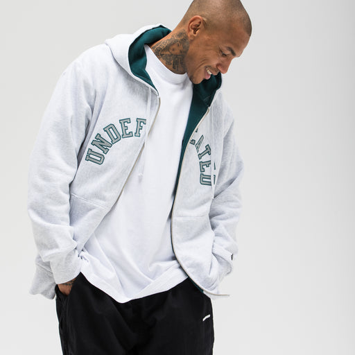 UNDEFEATED ARCH ZIP HOODIE Image 11