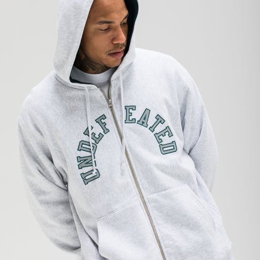 UNDEFEATED ARCH ZIP HOODIE Image 12