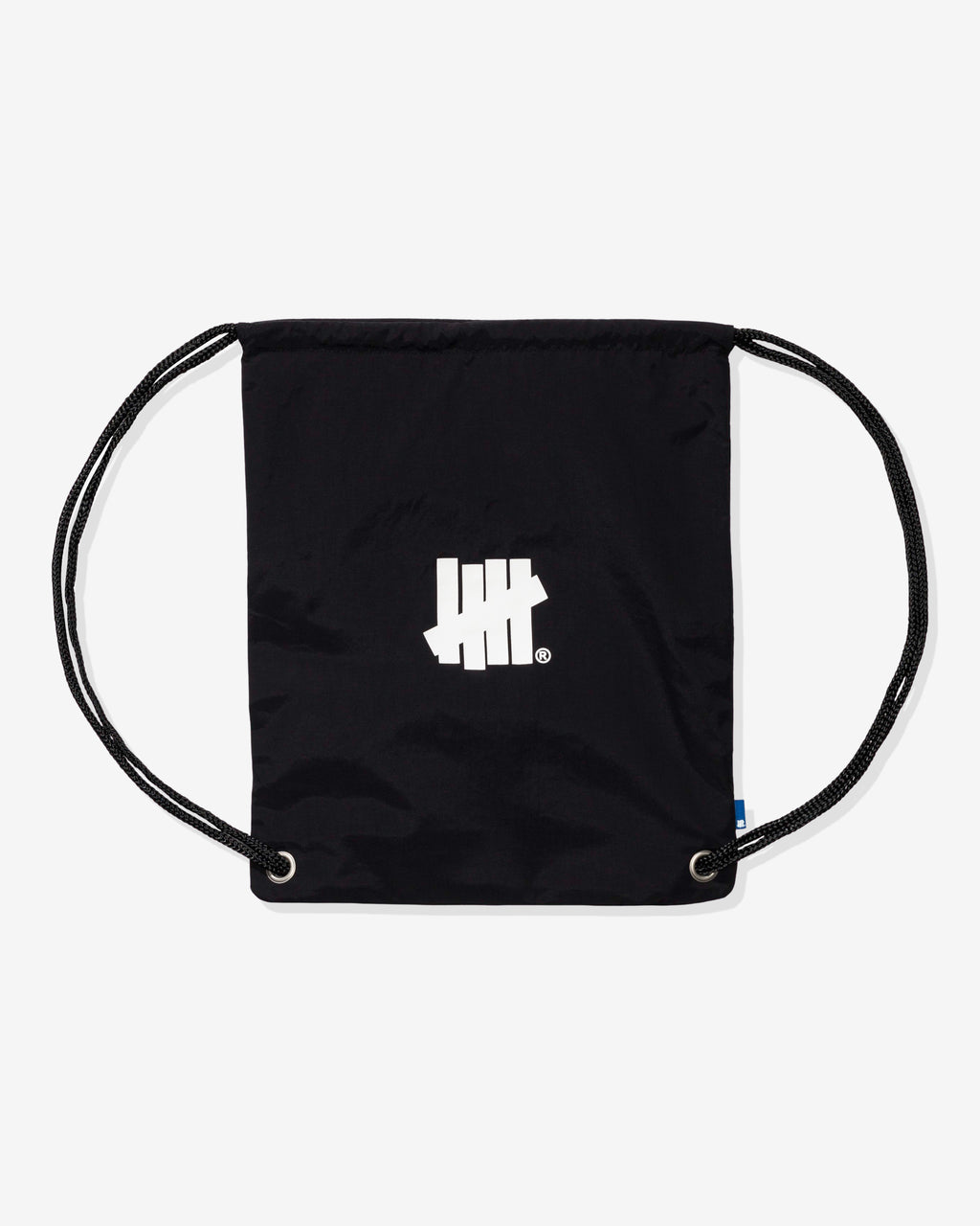 UNDEFEATED CINCH BAG - BLACK
