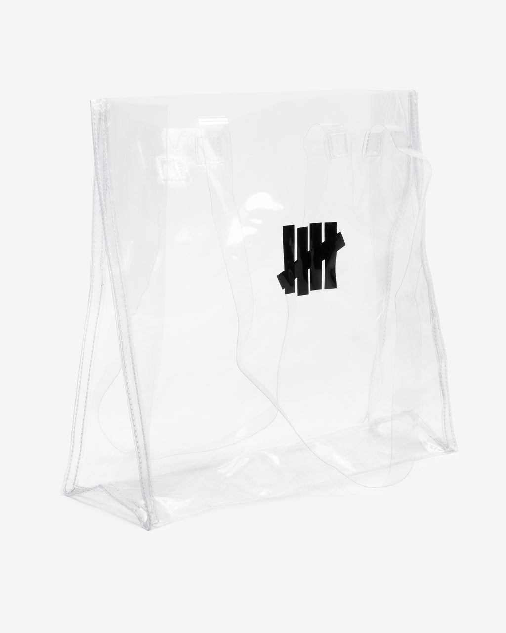 UNDEFEATED STADIUM TOTE - CLEAR