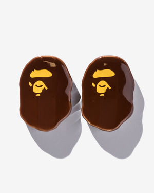 BAPE CHOPSTICK REST SET - BROWN