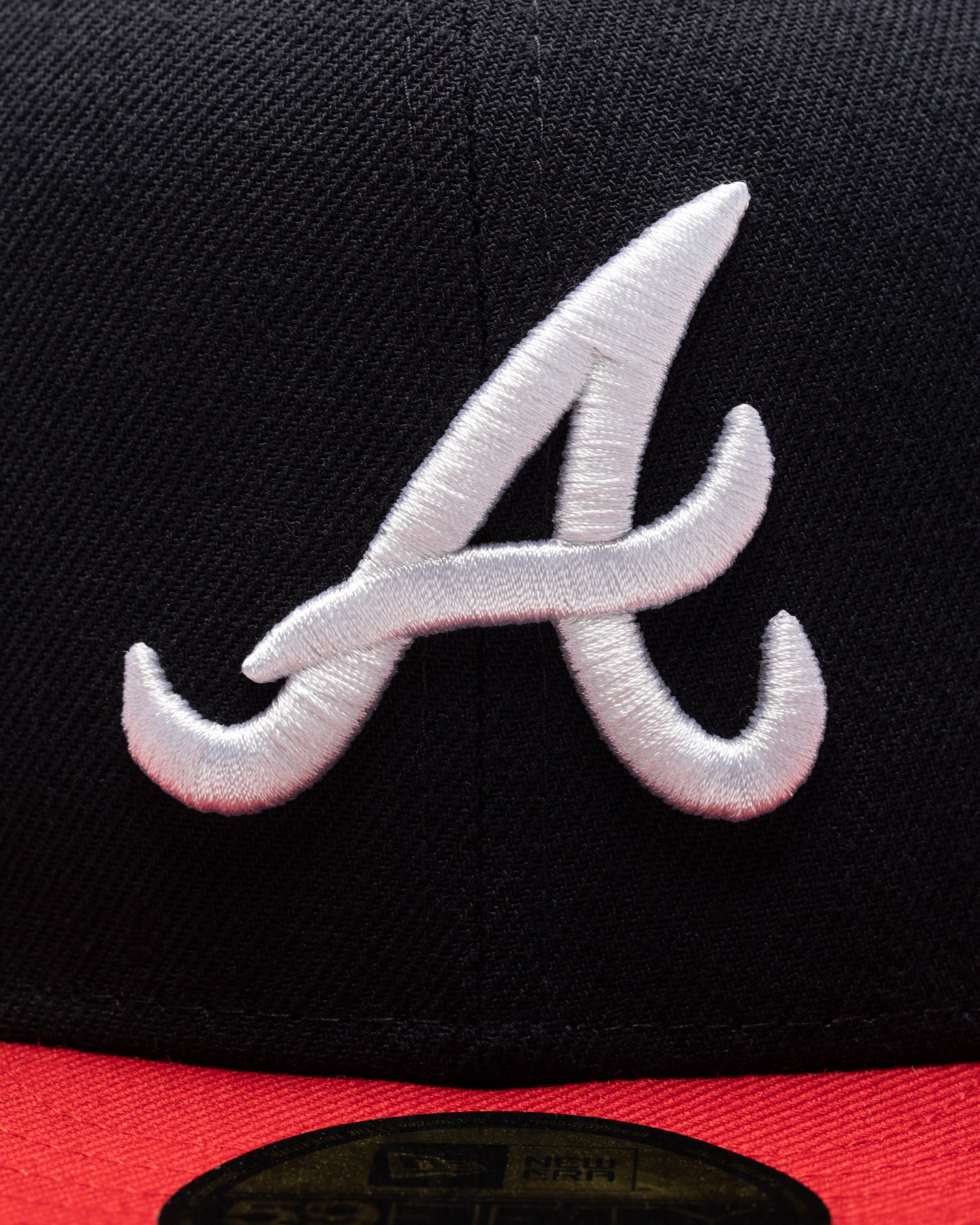 UNDEFEATED X NE X MLB FITTED - ATLANTA BRAVES