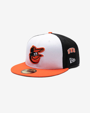 UNDEFEATED X NE X MLB FITTED - BALTIMORE ORIOLES