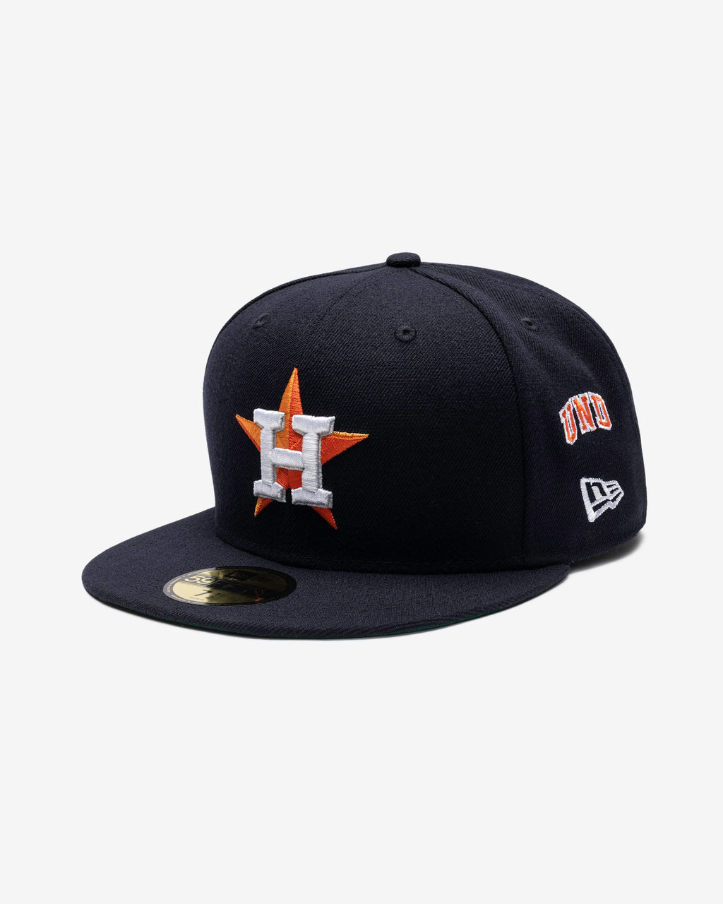 UNDEFEATED X NE X MLB FITTED - HOUSTON ASTROS