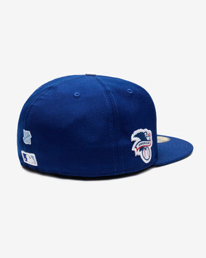 UNDEFEATED X NE X MLB FITTED - KANSAS CITY ROYALS