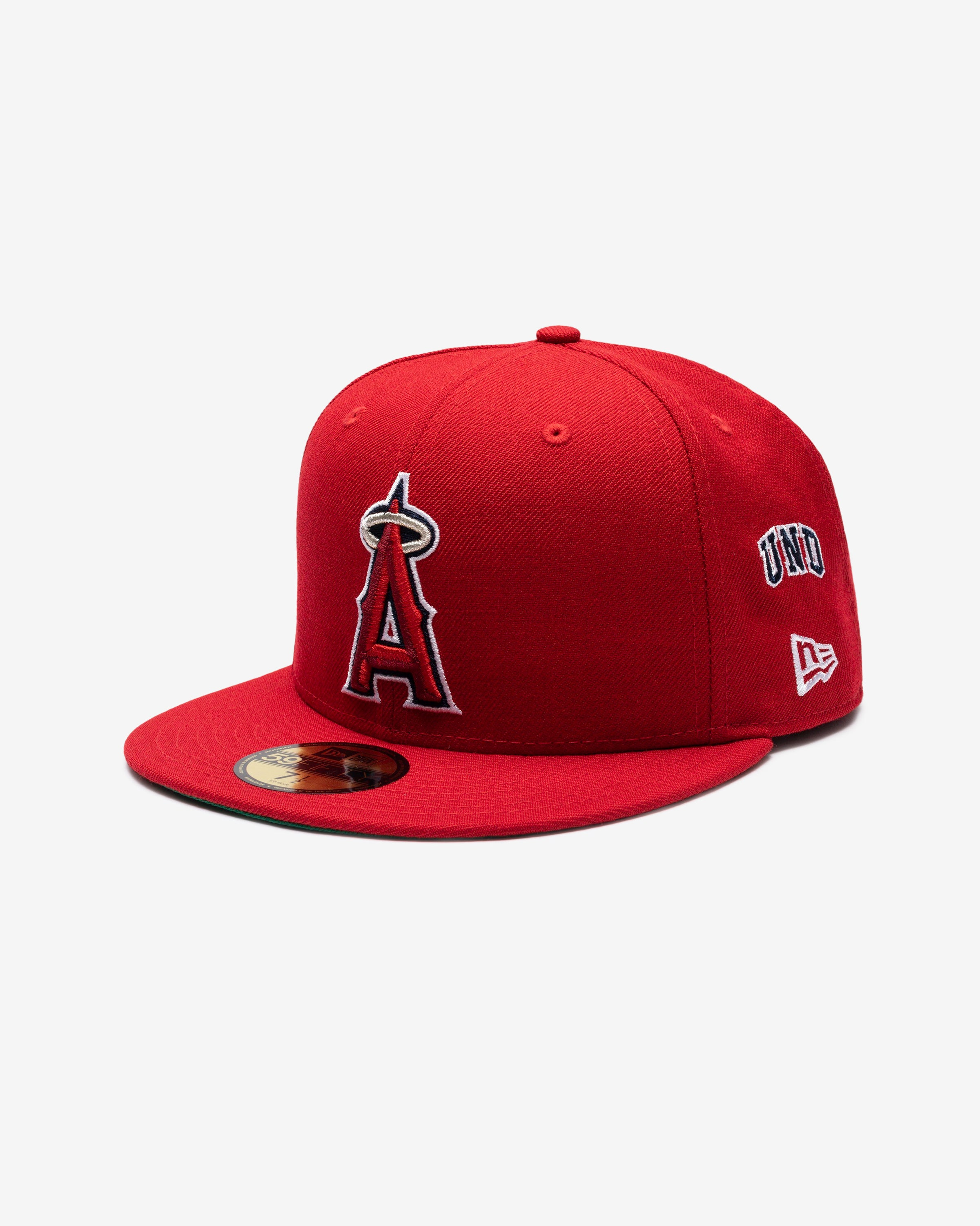 UNDEFEATED X NE X MLB FITTED - LOS ANGELES ANGELS