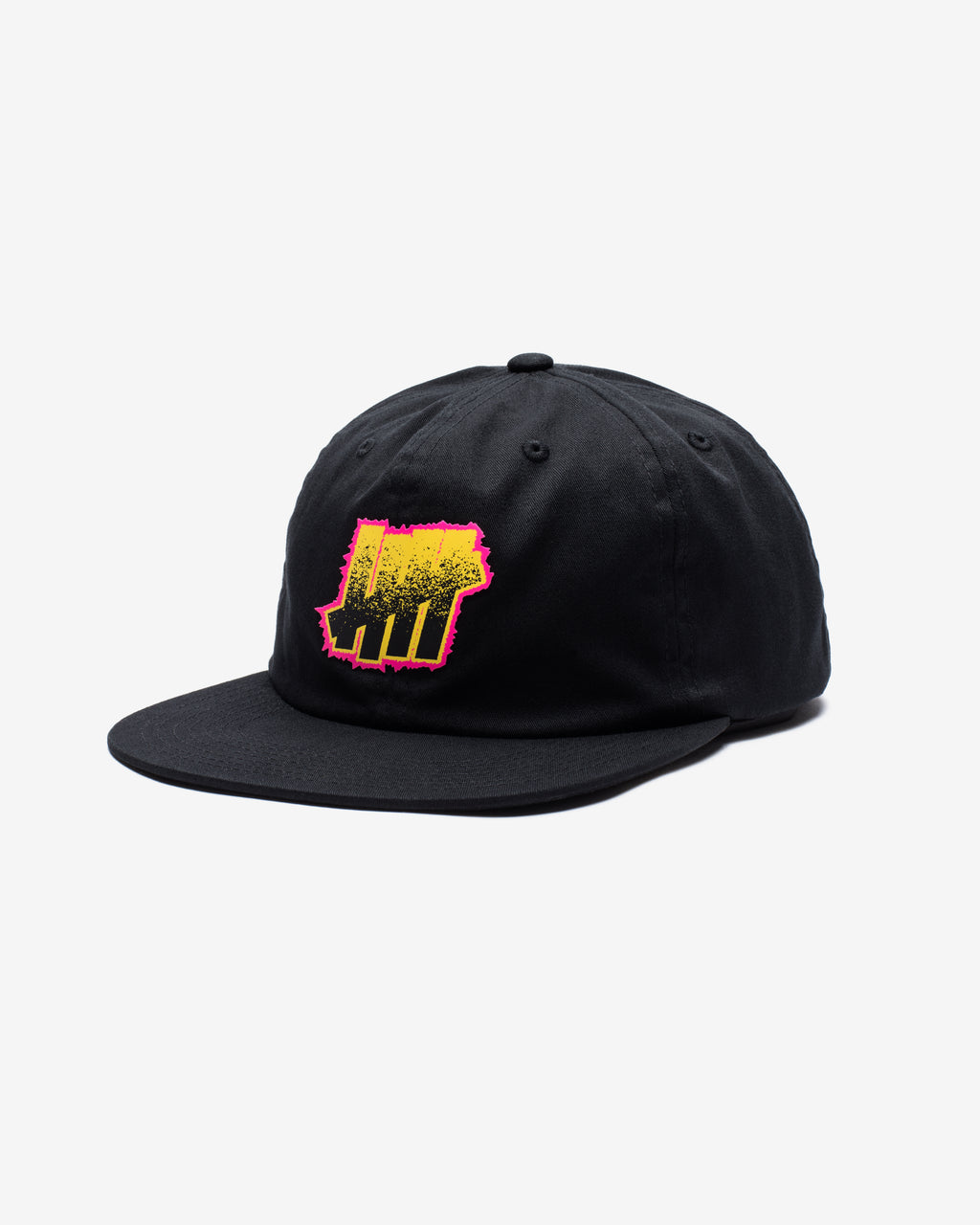 UNDEFEATED ZAPPED ICON SNAPBACK - BLACK