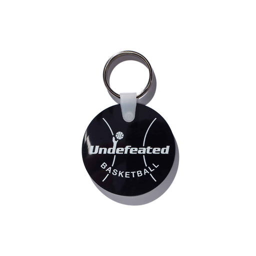 UNDEFEATED BASKETBALL KEYCHAIN Image 1