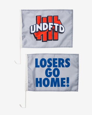 UNDEFEATED TAILGATE FLAGS - MULTI
