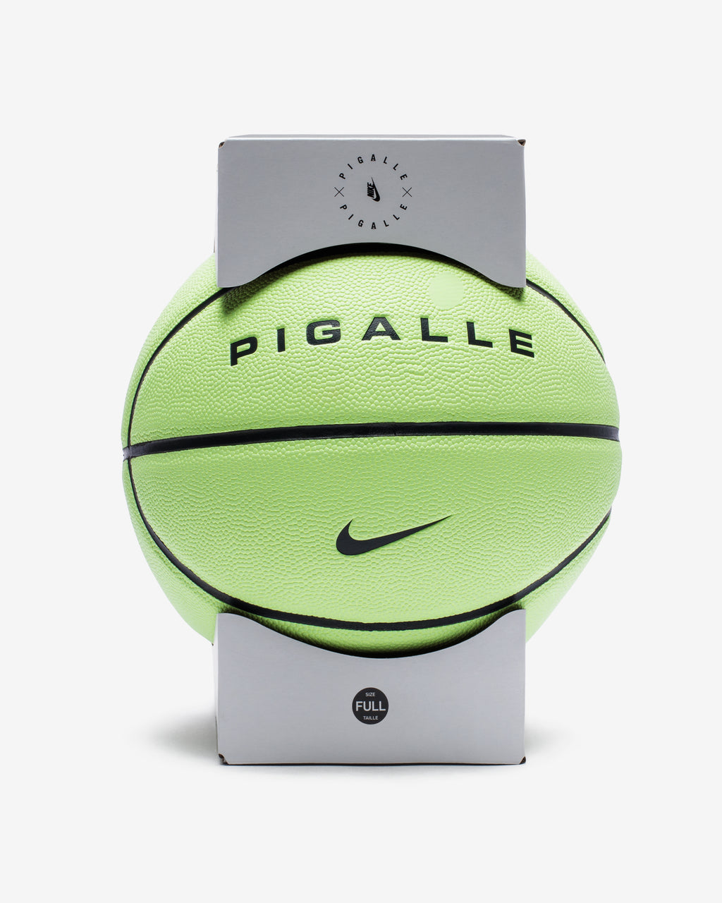 NIKE X PIGALLE BASKETBALL - BARELYVOLT/ANTHRACITE