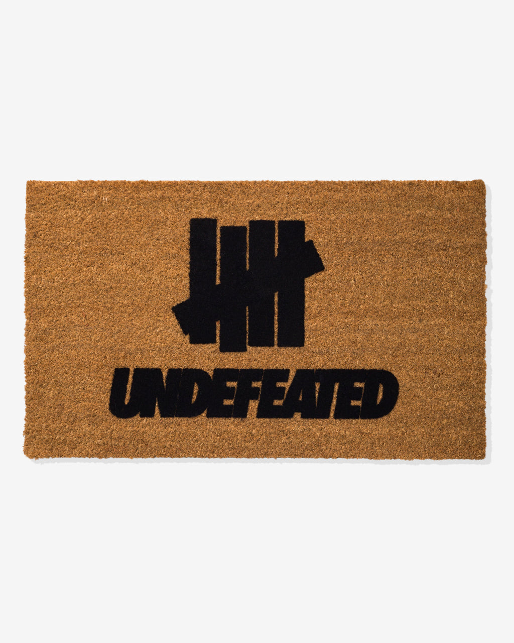 UNDEFEATED DOOR MAT - NATURAL
