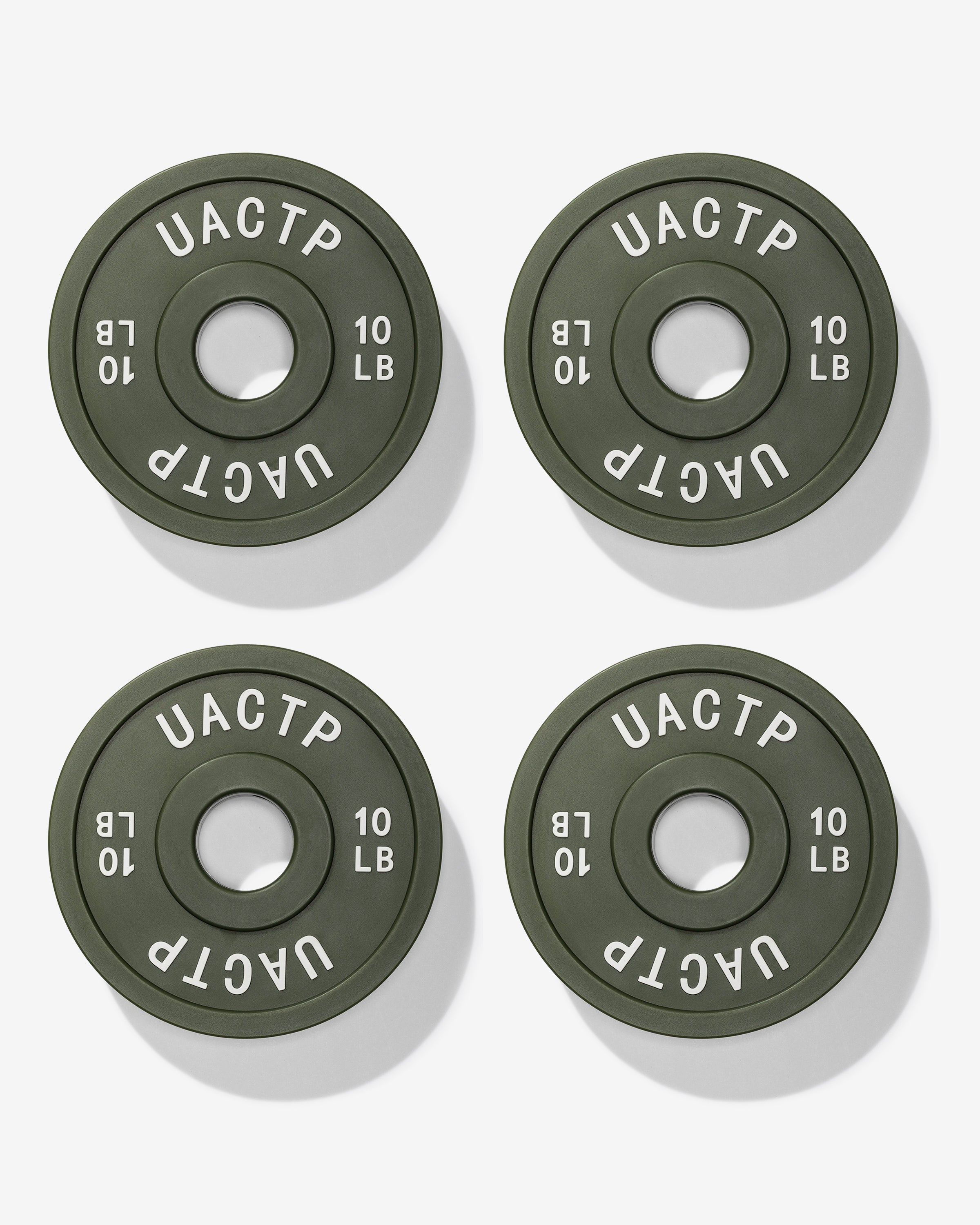 UACTP OLYMPIC DUMBBELL SET