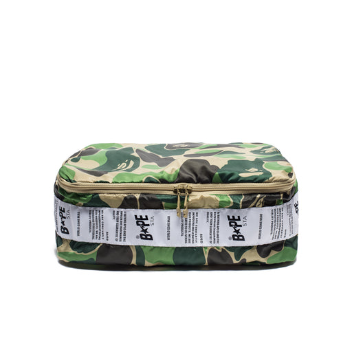 BAPE ABC CAMO ASSORTMENT CASE (S) - GREEN Image 2
