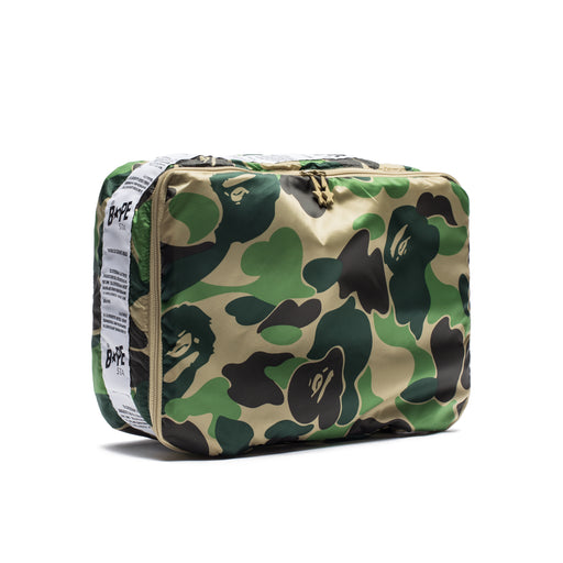 BAPE ABC CAMO ASSORTMENT CASE (S) - GREEN Image 1