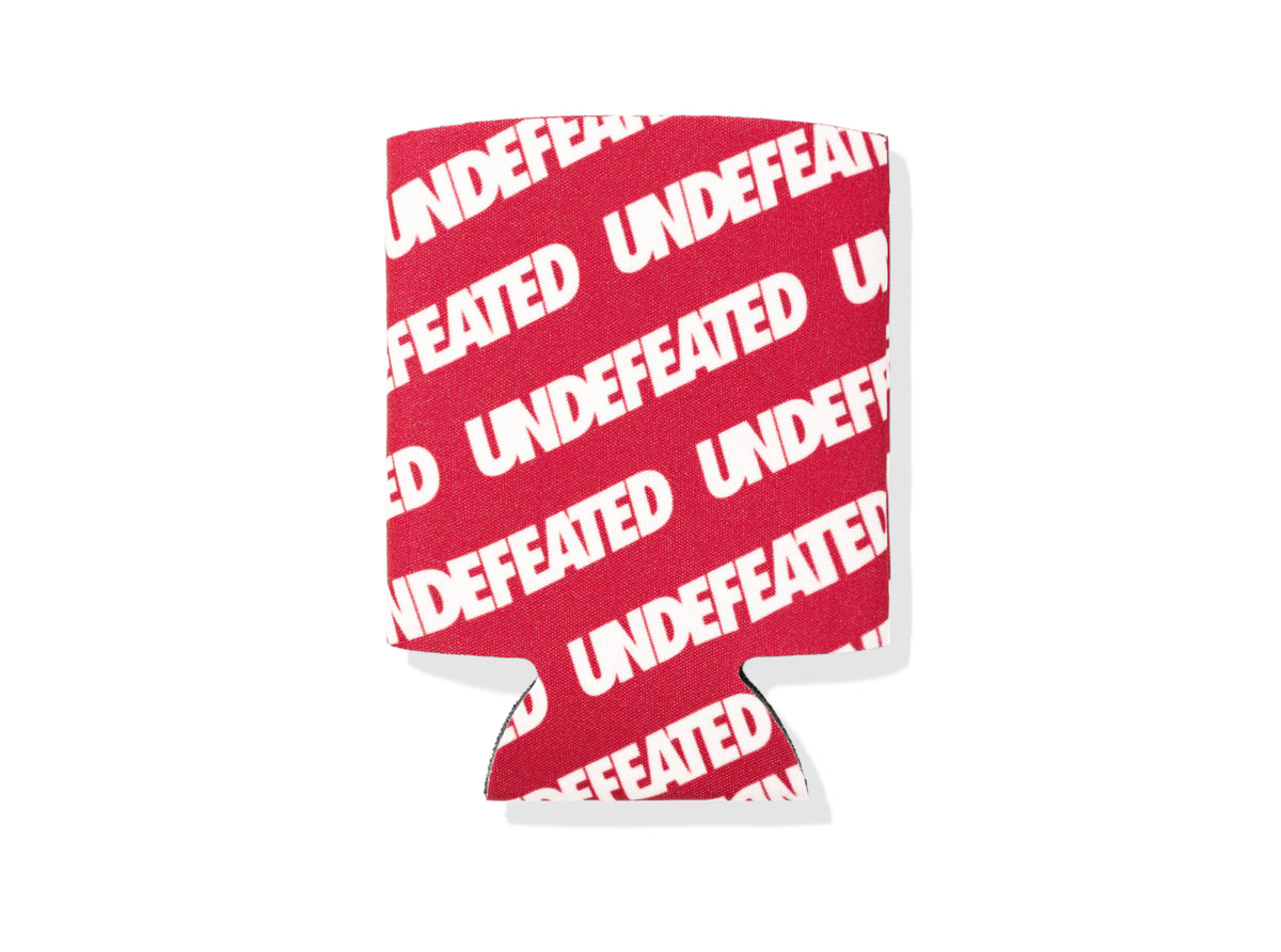 UNDEFEATED KOOZIE CAN COOLER