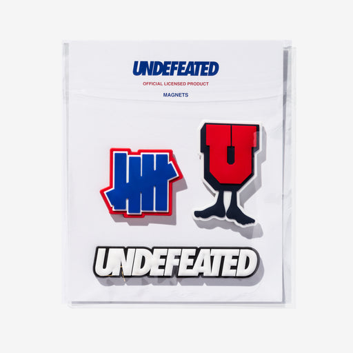 UNDEFEATED MAGNET SET - MULTI Image 1