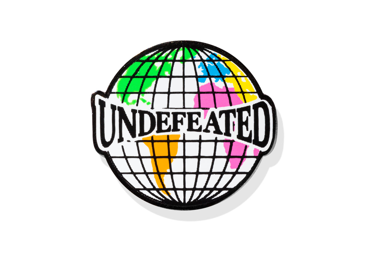 UNDEFEATED PANORAMA PIN - MULTI