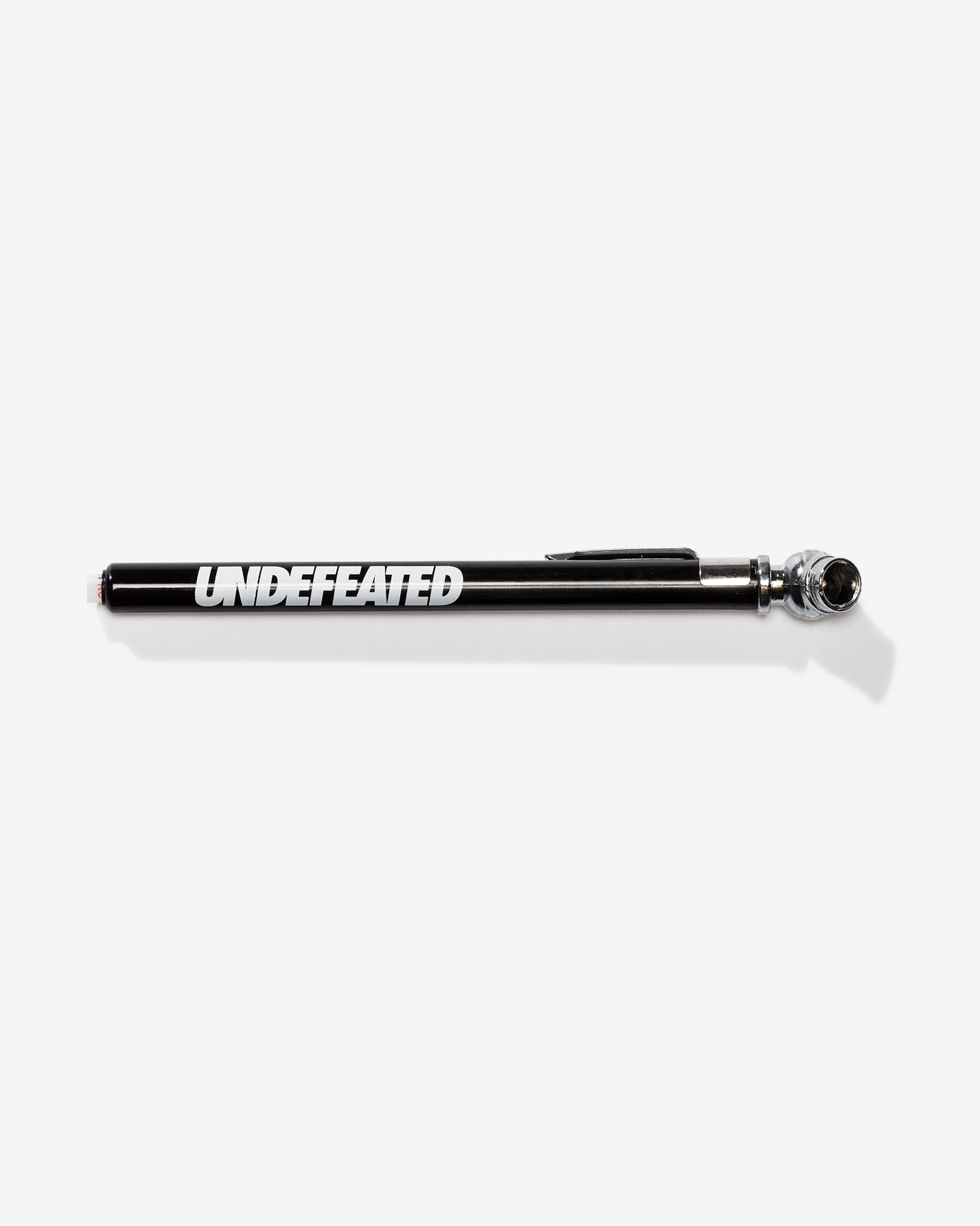 UNDEFEATED TIRE GAUGE - BLACK