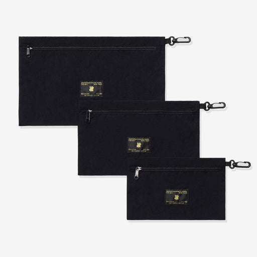 UNDEFEATED TRAVEL POUCH SET Image 1