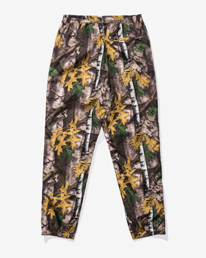 BAPE FOREST CAMO TRACK PANTS - BEIGE