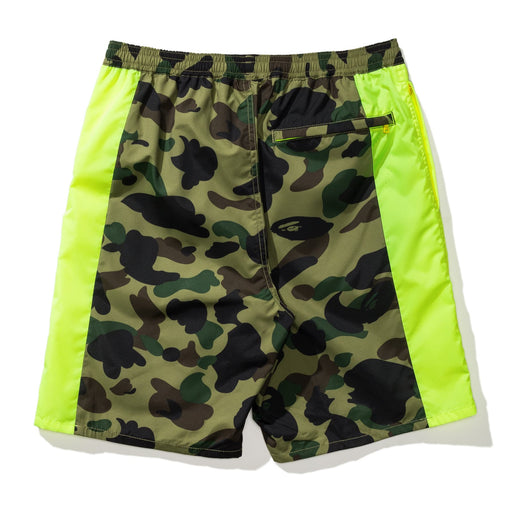 BAPE 1ST CAMO SPORTS SHORTS