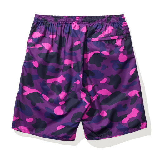 BAPE COLOR CAMO SHARK BEACH PANTS Image 4
