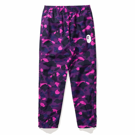 BAPE COLOR CAMO TRACK PANTS | Undefeated