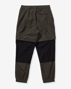 BAPE DETACHABLE LEGS PANTS - GREEN