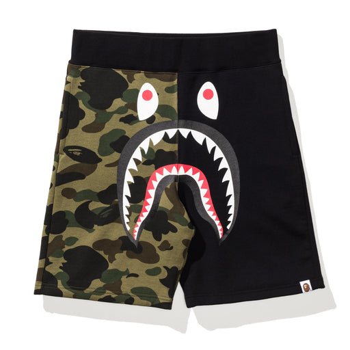 BAPE SHARK SWEAT SHORTS
