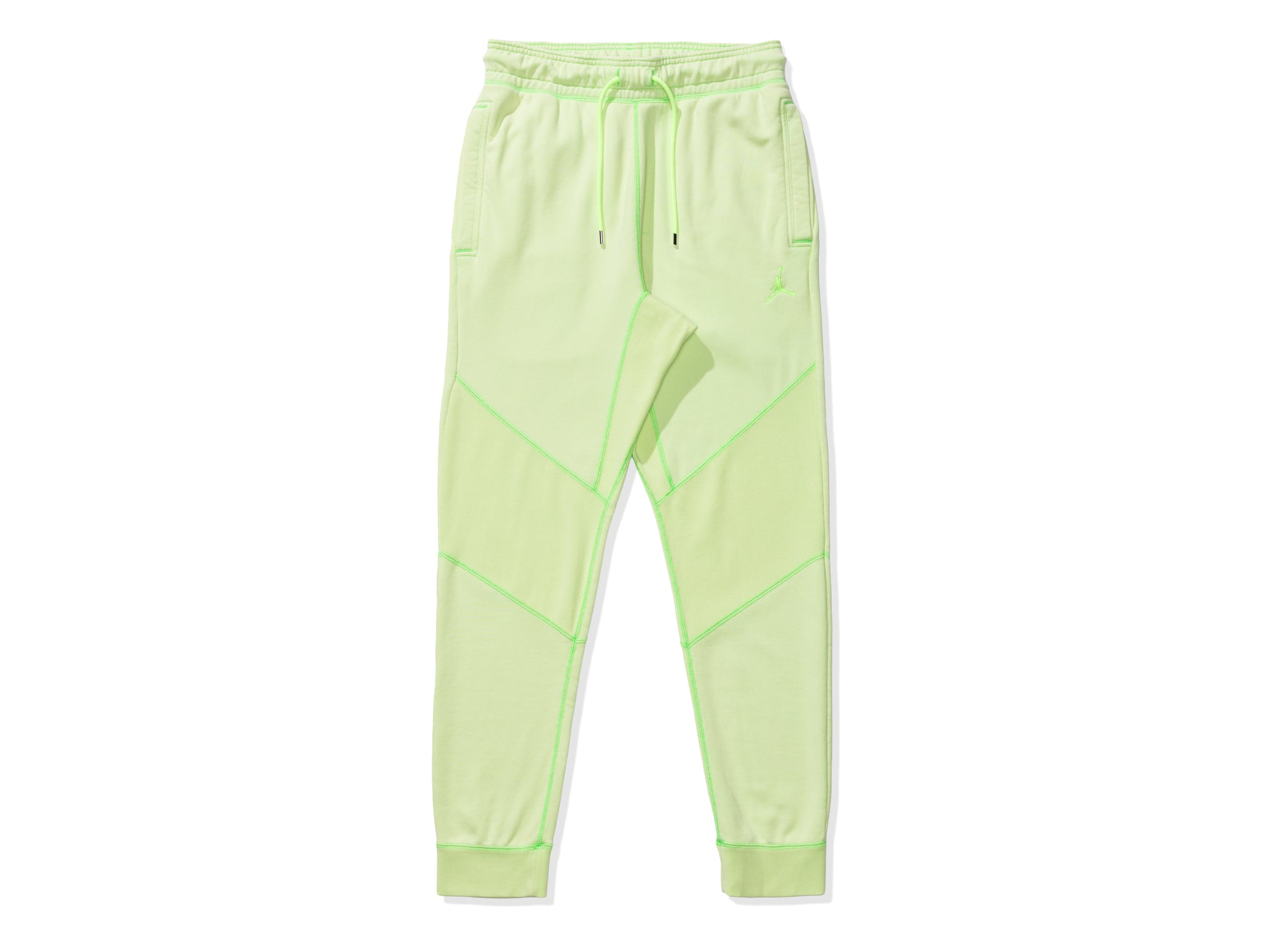 WINGS FLEECE PANT LOOP - GHOSTGREEN