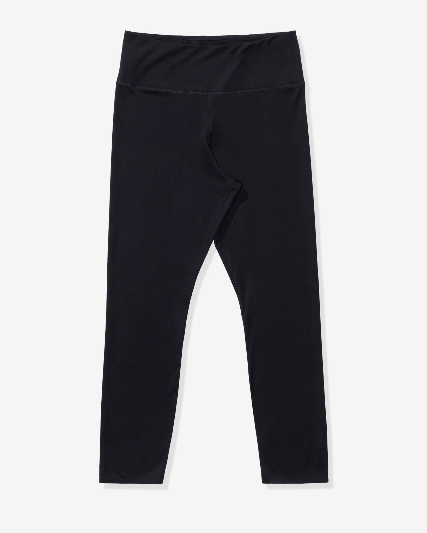 WOMEN'S ONE LUX CROPS - BLACK/CLEAR
