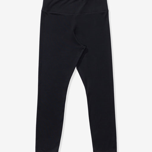 WOMEN'S ONE LUX CROPS - BLACK/CLEAR Image 1