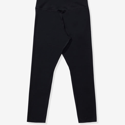 WOMEN'S ONE LUX CROPS - BLACK/CLEAR Image 2