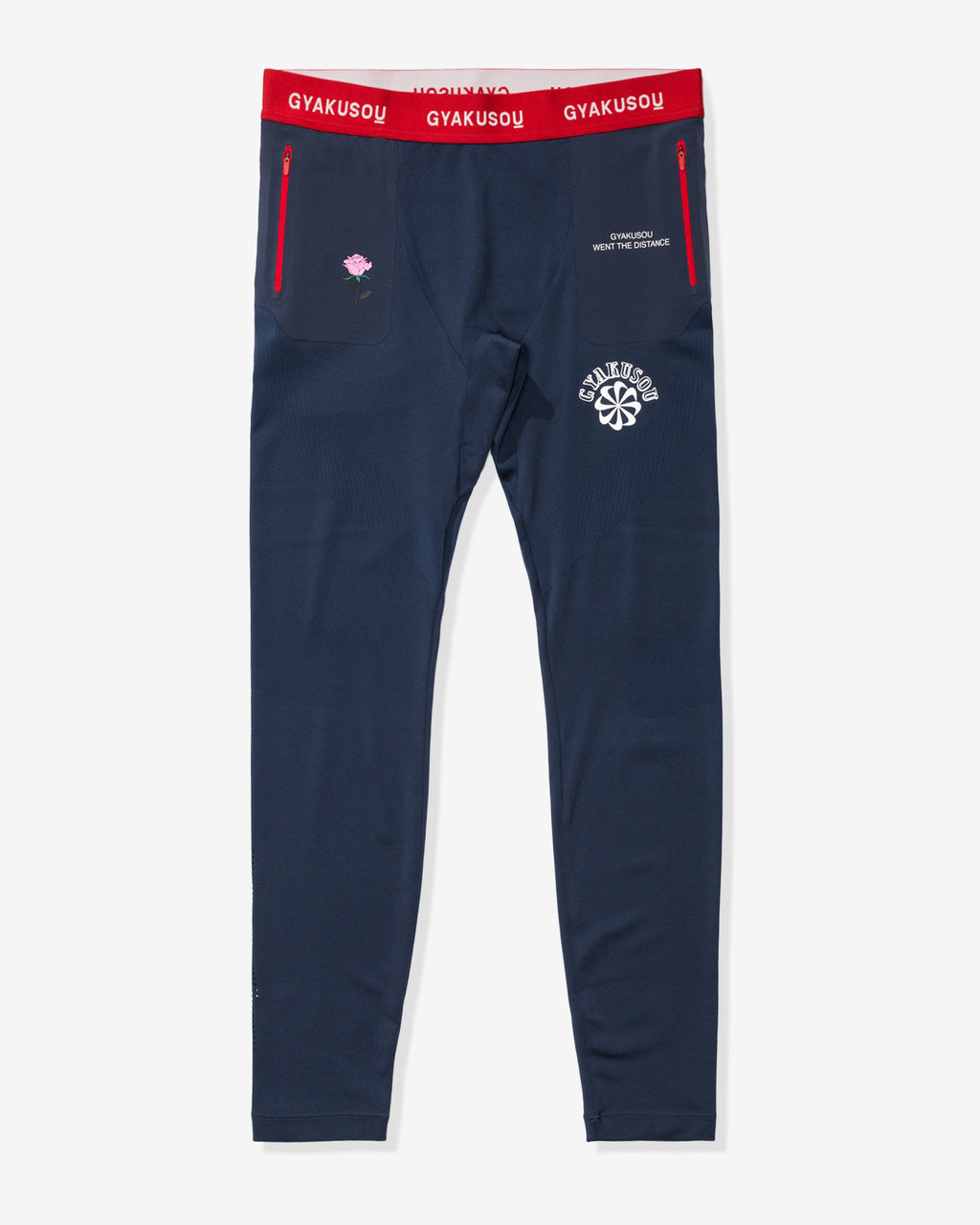NIKE X GYAKUSOU NRG HELIX TIGHT - THUNDERBLUE/SPORTRED/SAIL