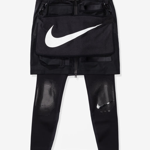 NIKE X MMW WOMEN'S 2.0 2-IN-1 SKIRT - BLACK Image 1