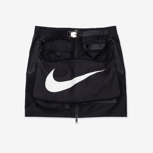 NIKE X MMW WOMEN'S 2.0 2-IN-1 SKIRT - BLACK Image 2