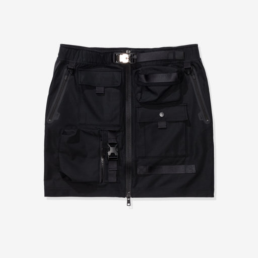 NIKE X MMW WOMEN'S 2.0 2-IN-1 SKIRT - BLACK Image 3