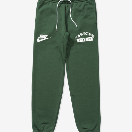 NIKE X STRANGER THINGS CLUB PANT - FIR/WHITE/SAIL Image 1