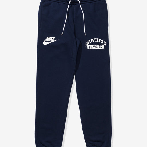 NIKE X STRANGER THINGS CLUB PANT - COLLEGENAVY/WHITE/SAIL Image 1