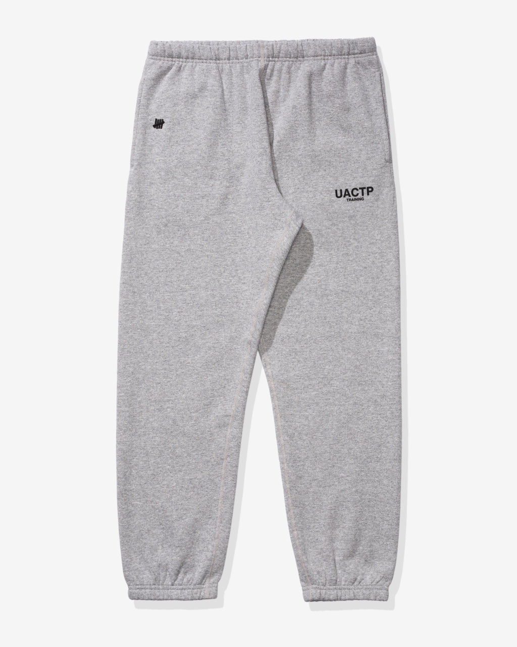 UACTP TRAINING SWEATPANT - HEATHER GREY