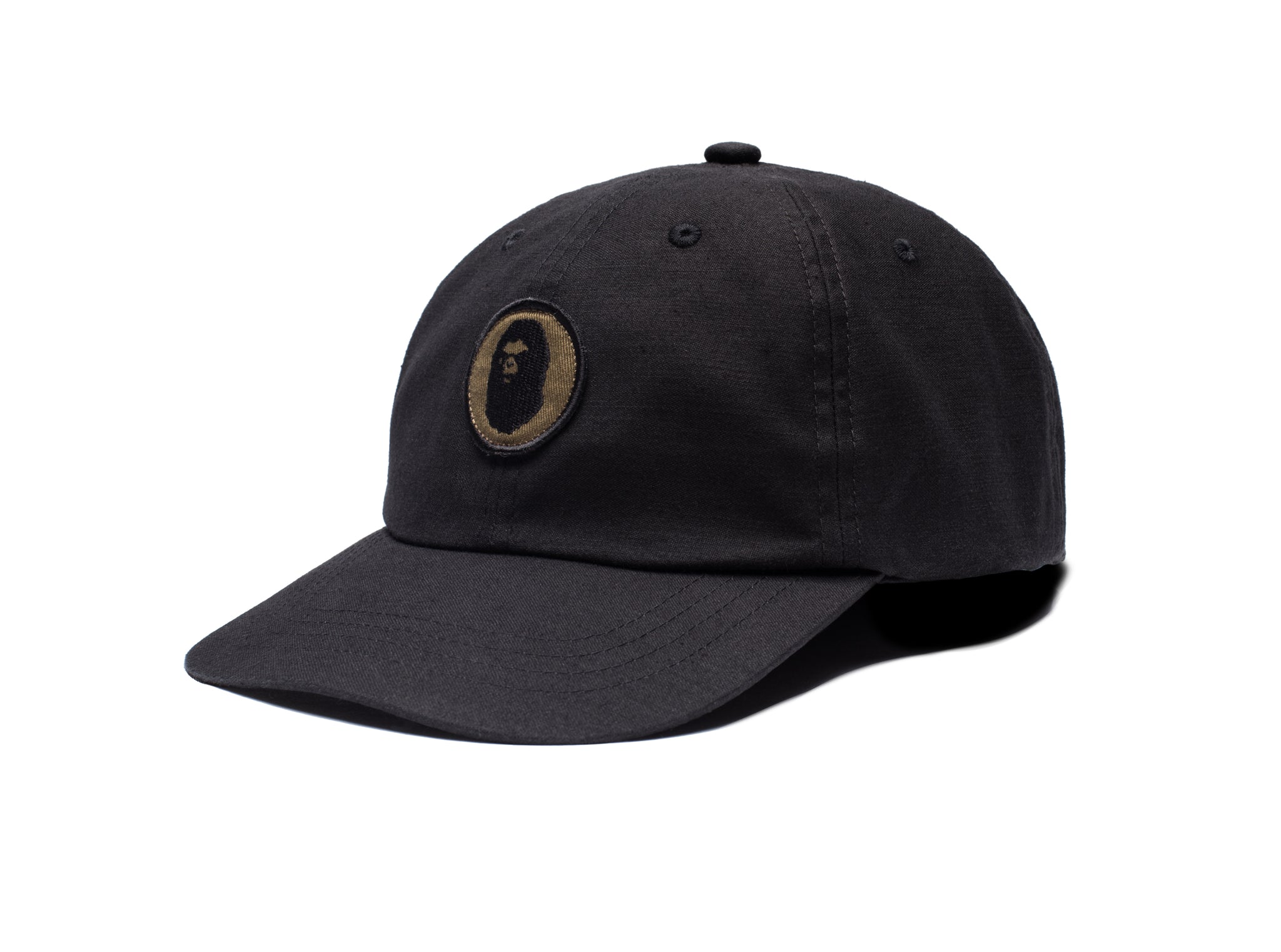 BAPE MILITARY PANEL CAP - BLACK