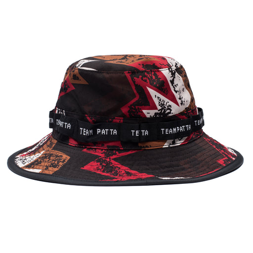 d9f8538223e ... JORDAN X PATTA JUMPMAN BUCKET HAT - BLACK/MULTICOLOR/LTCRIMSON Image 2  ...