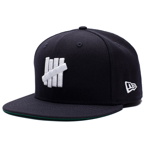 UNDEFEATED X NEW ERA WOOL ICON FITTED Image 4