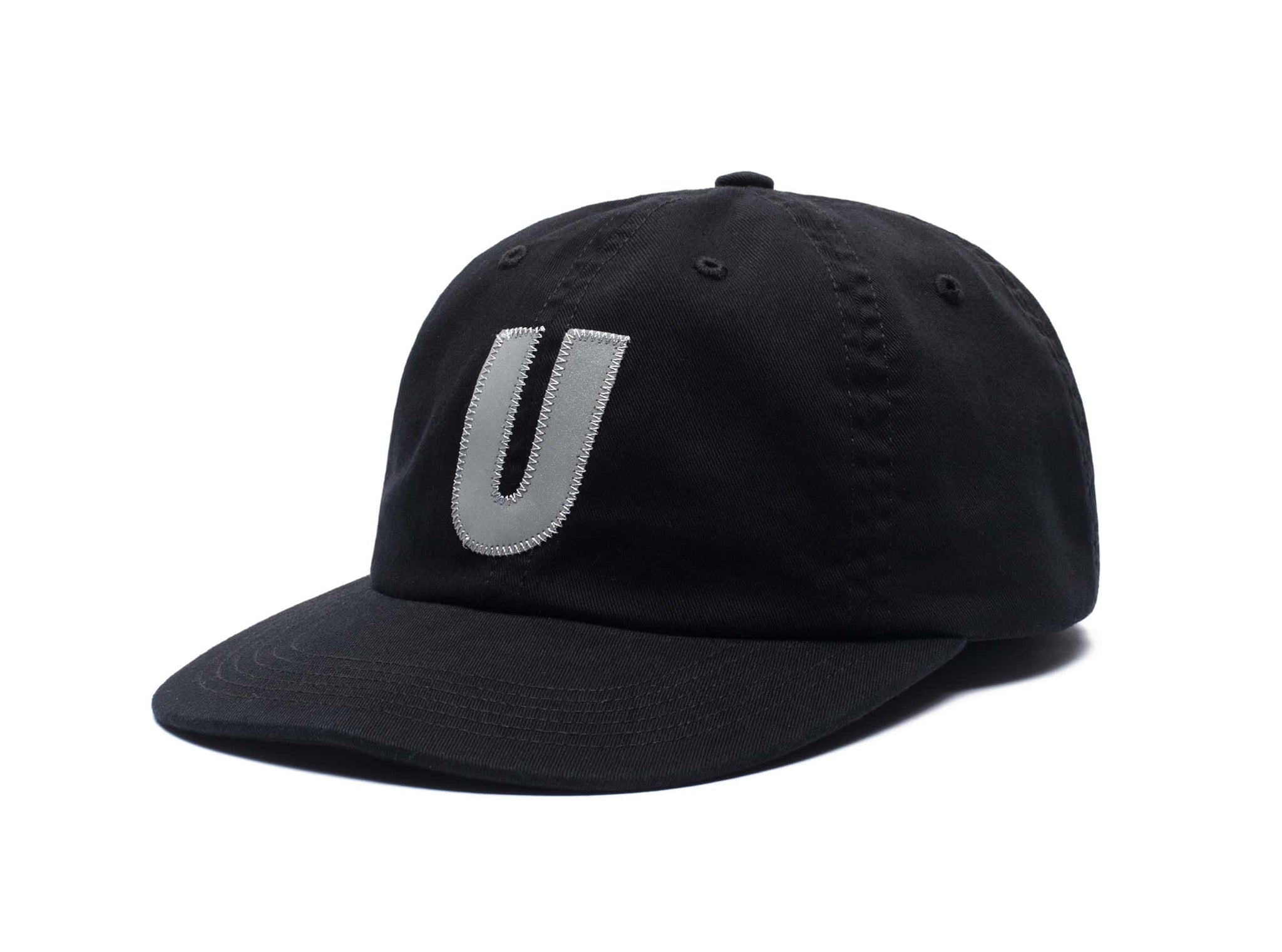 UNDEFEATED REFLECTIVE U STRAPBACK