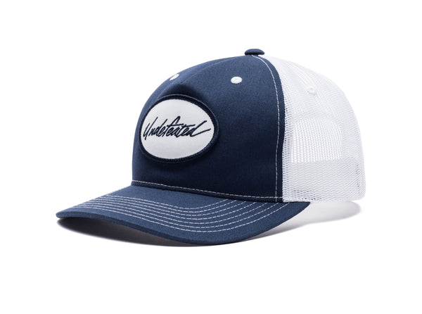 UNDEFEATED PATCH TRUCKER