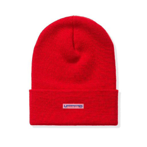 UNDEFEATED ATHLETIC CUFFED BEANIE Image 5