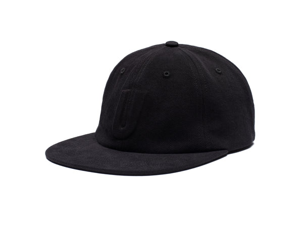 UNDEFEATED EMBOSSED U STRAPBACK
