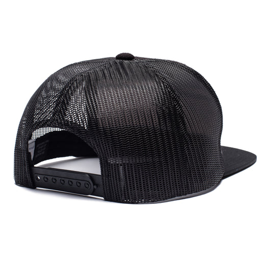 UNDEFEATED ICON TRUCKER - BLACK Image 2